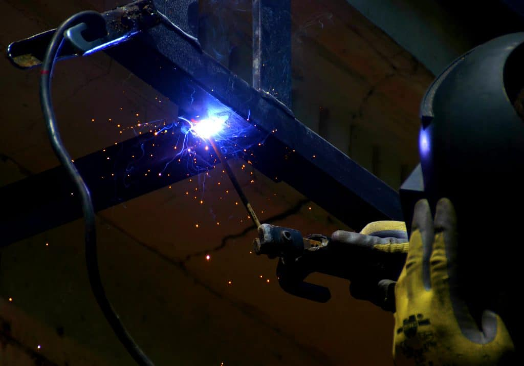 Why is Viewing Welding Harmful