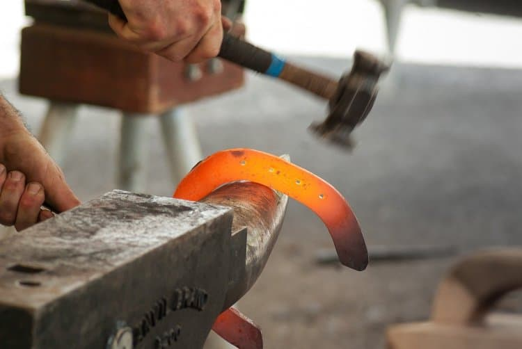 Can You Weld Without Electricity?  anvil is a necessary tool for forge welding
