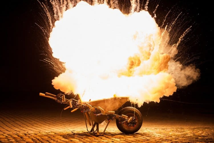 Can You Weld Without Electricity?  welding with explosives