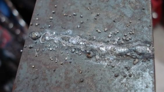 How to Weld without Spatter: A 9 Step Solution