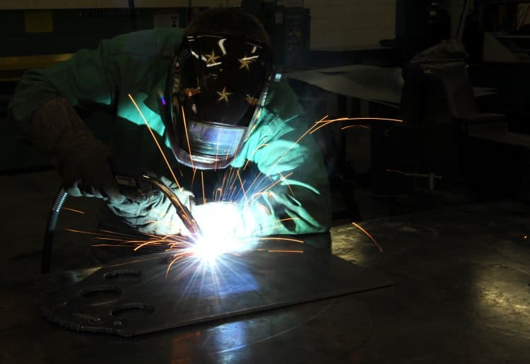 are mig welding fumes harmful?