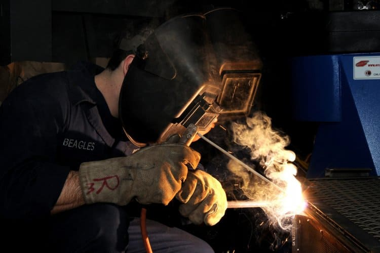 are welding fumes toxic?