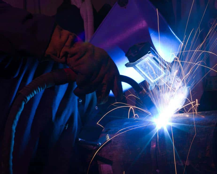MIG welding requires prep work to eliminate welding mistakes