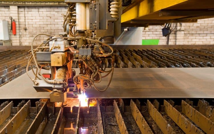 Oxy-fuel welding and oxy-fuel cutting utilizes oxygen mixed with acetylene