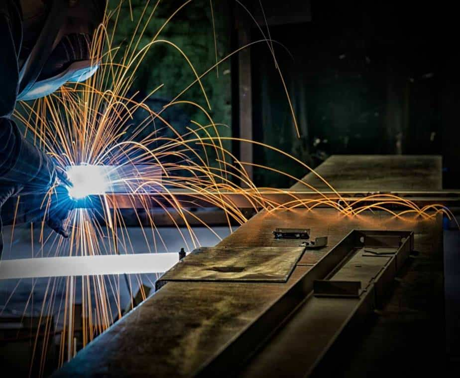 What is mig welding used for?