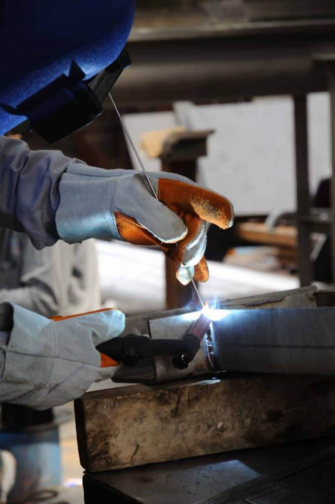 why is back purging necessary in tig welding?