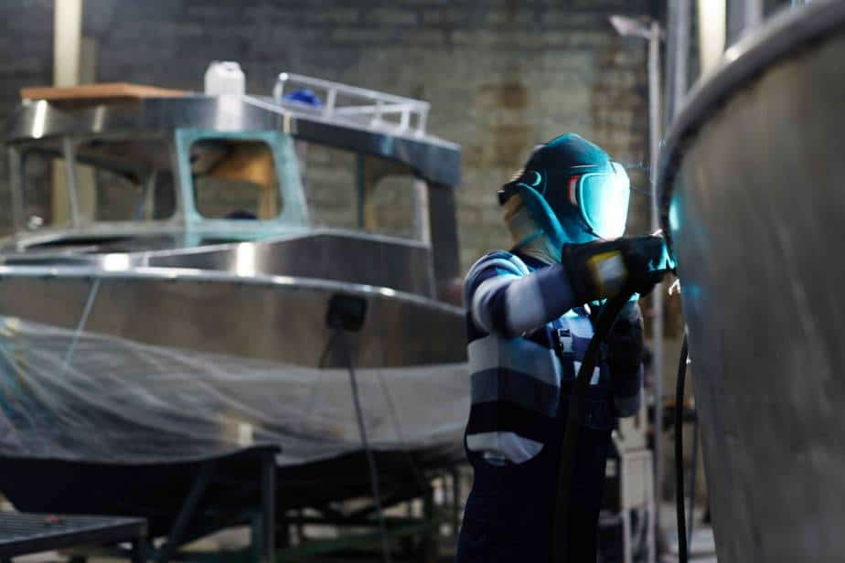 boat welding commonly uses welding symbols