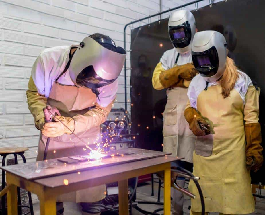 Can all welders read welding blueprints?  Not if they did not take a blueprint reading course in school or receive training.