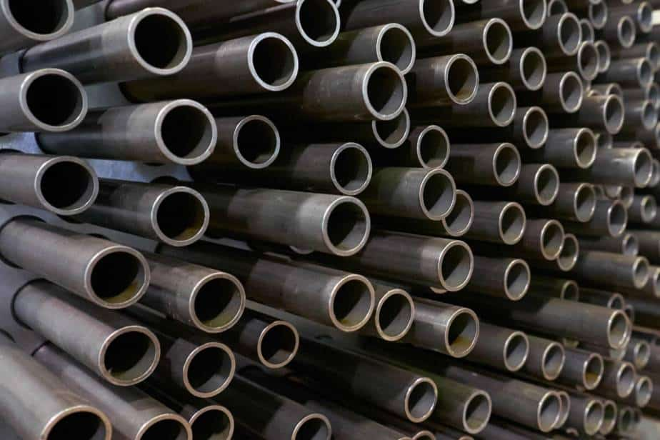 to weld carbon steel to staileless steel: this is carbon steel tubing