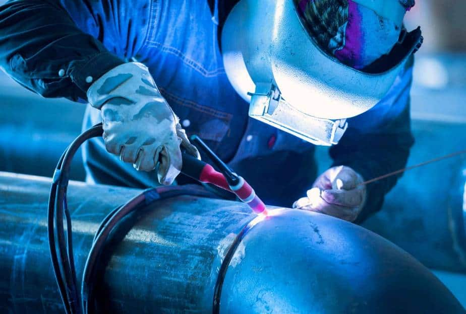 Can You TIG Weld Stainless Steel to Carbon Steel?