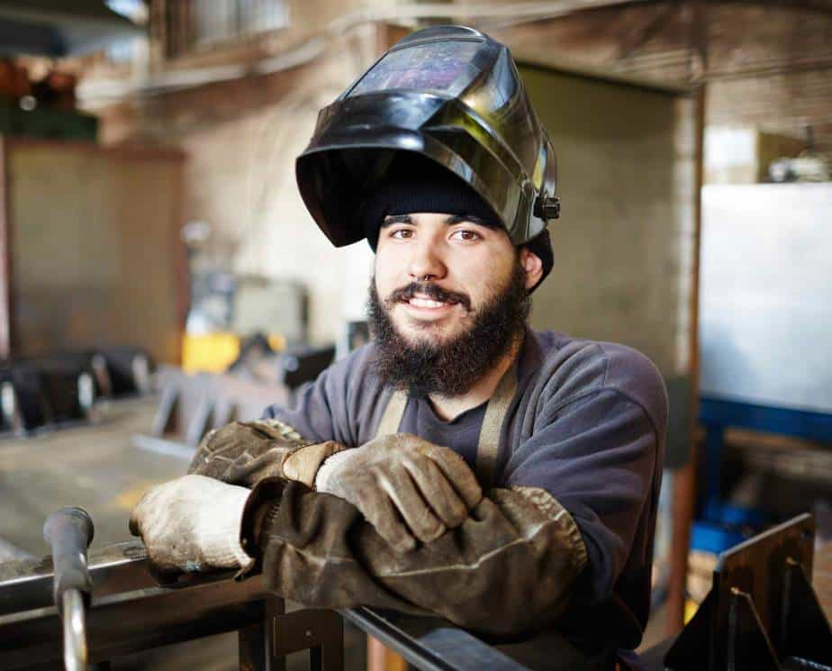 Other Safety Considerations with a Welding Helmet